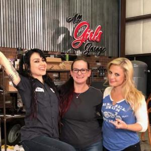 Where is All Girls Garage Located? All about All Girls Garage location, cast, Season 8 and behind the scenes