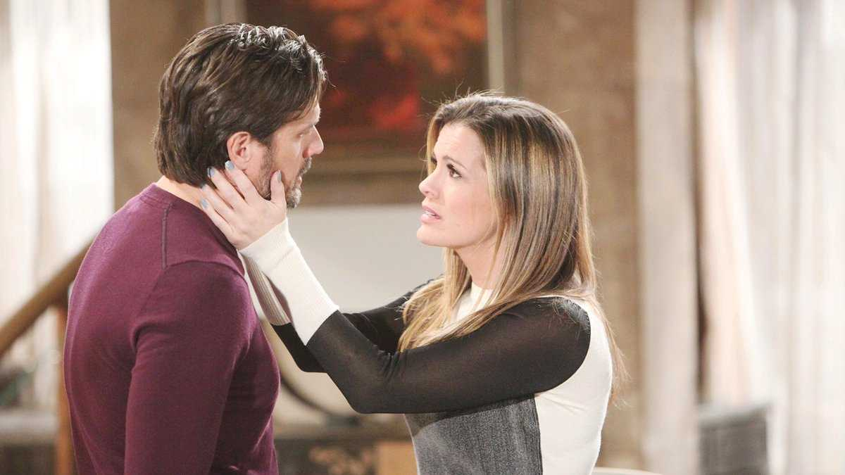 Nick and Chelsea on Y&R