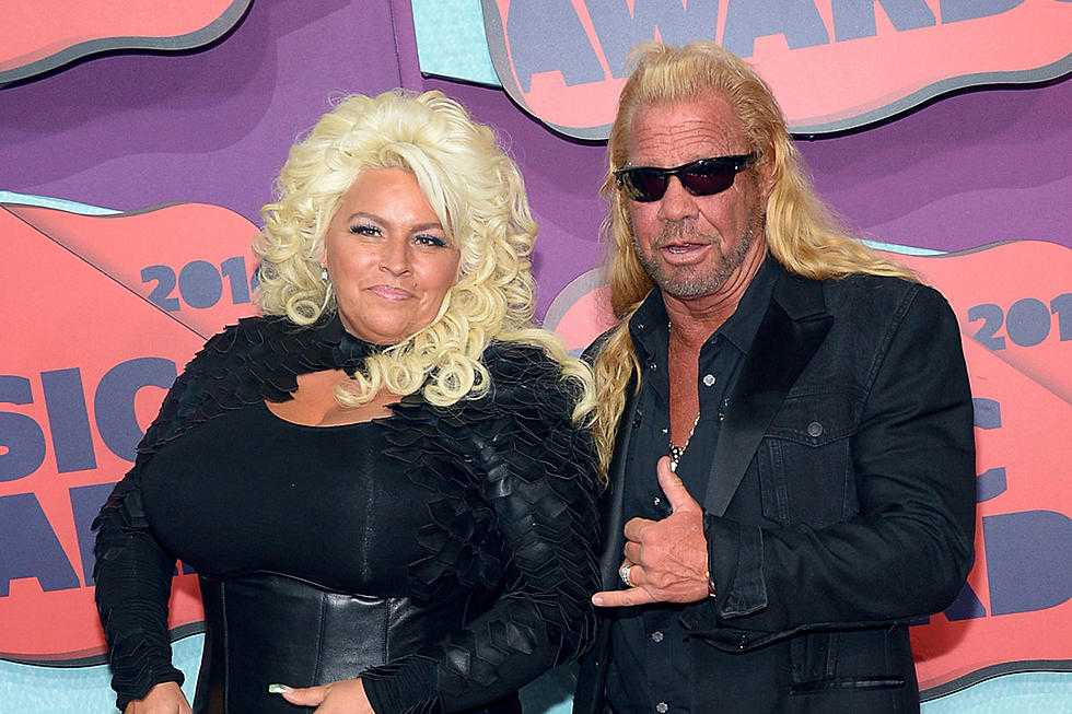 Duane Chapman with his late wife