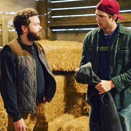 Danny Masterson and Ashton Kutcher