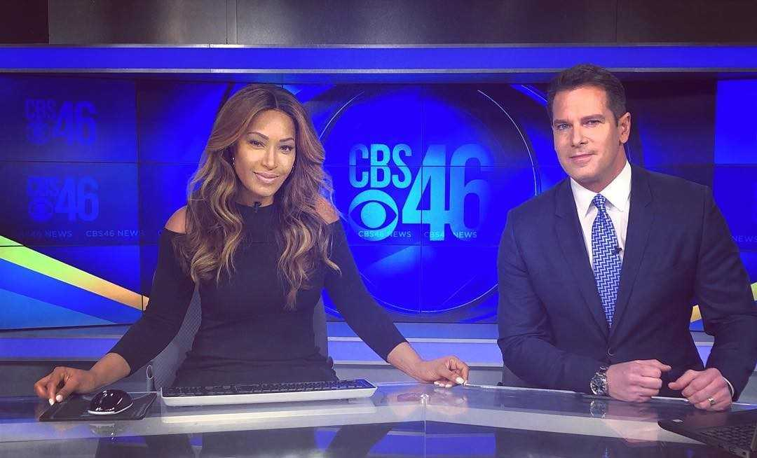 Where is Sharon Reed going? Why did she leave CBS46? New