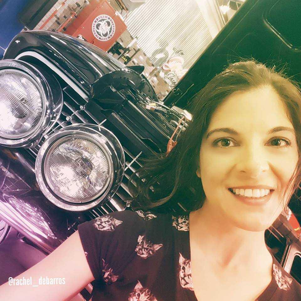 Rachel De Barros All Girls Garage