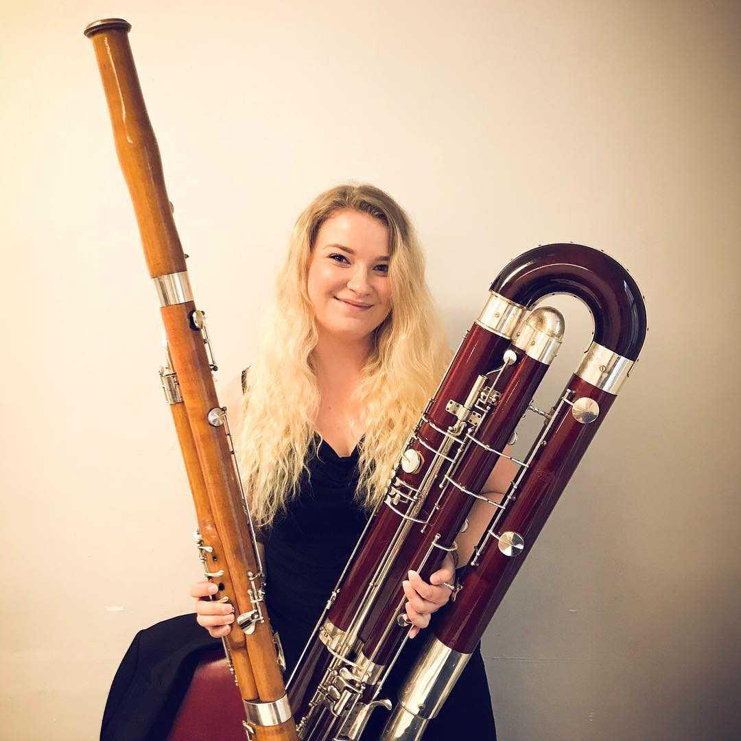Musician Emelia Banninger