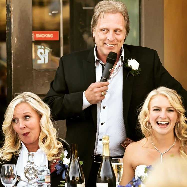 sig hansen with wife and daughter