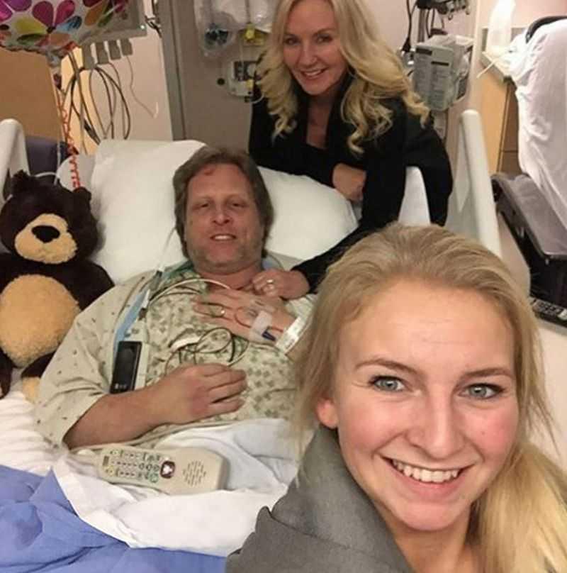 sig hansen in hospital
