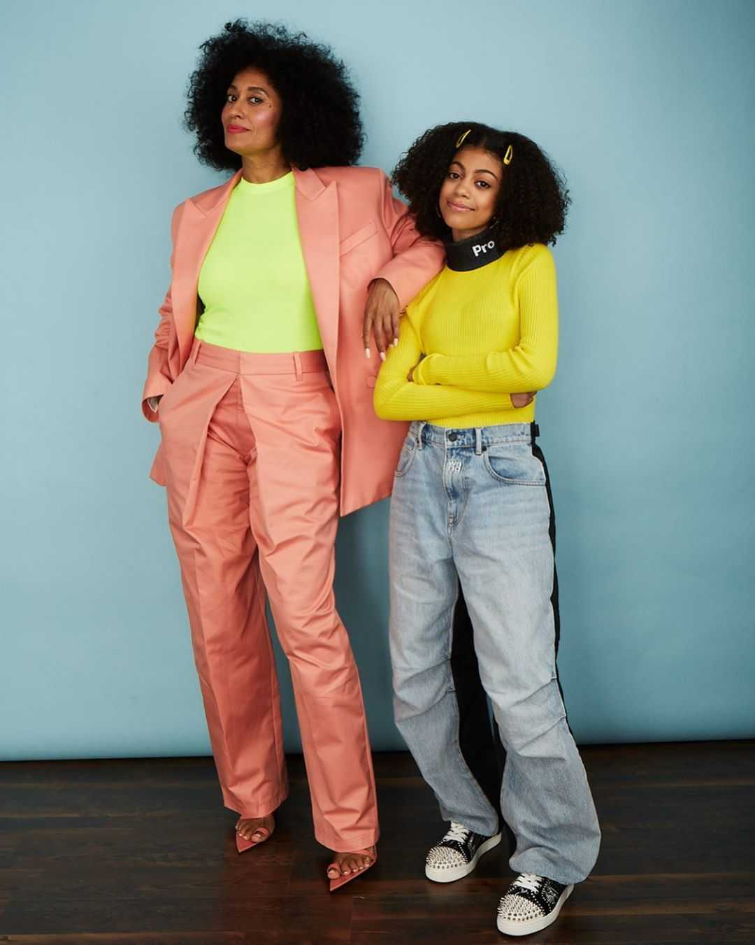 arica himmel and tracee ellis ross