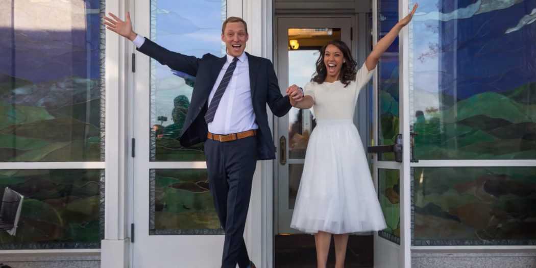 Courtney Webb married