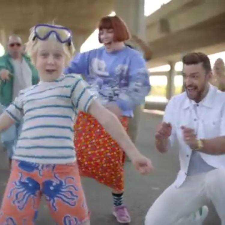 Lev Khmelev Justin Timberlake