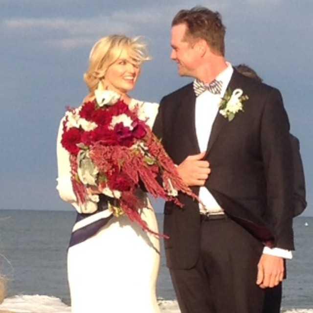 Katrina Szish and Mark Korczykowski wedding