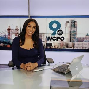 What is Jasmine Minor doing after leaving WCPO? Is she dating anyone?