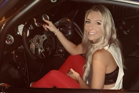 Lizzy Musi crash