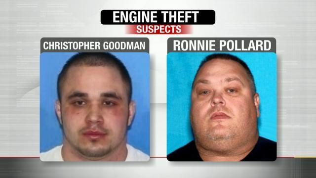 Ronnie Pollard Christopher Goodman