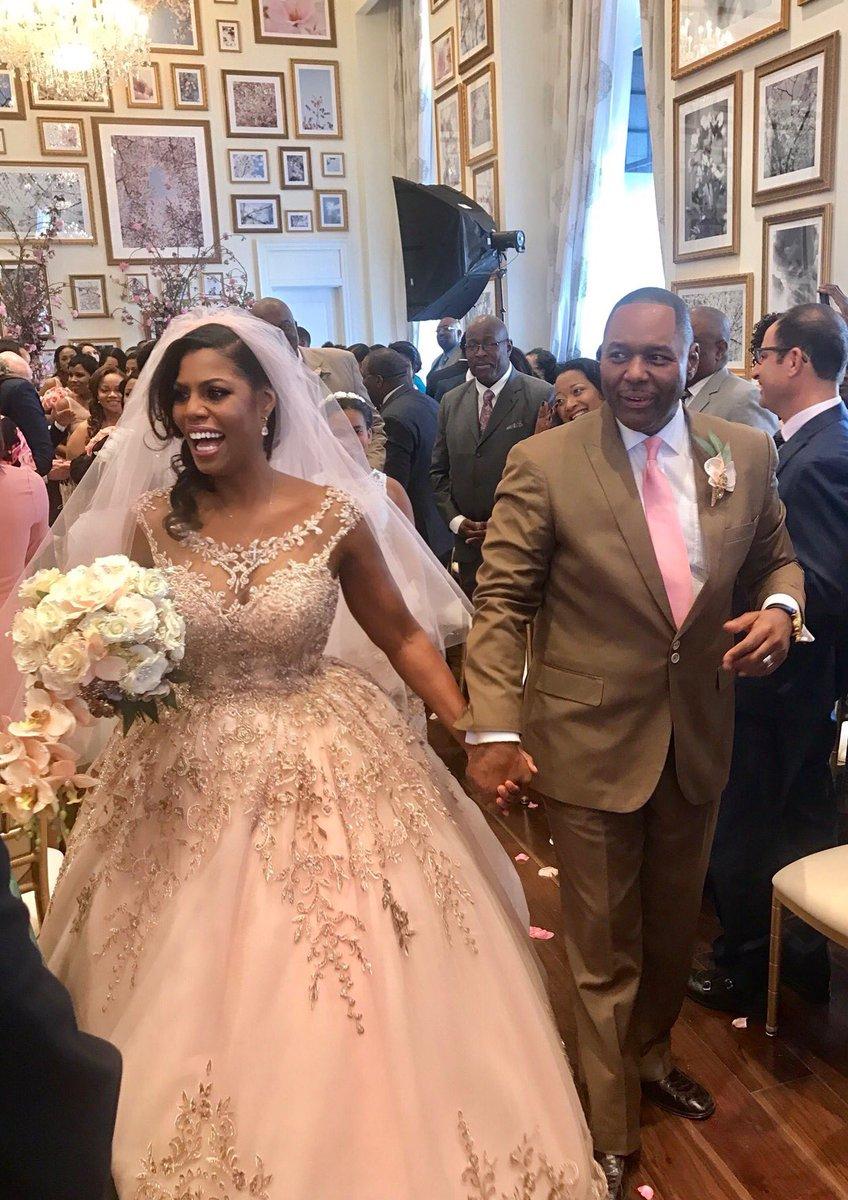 Omarosa wedding