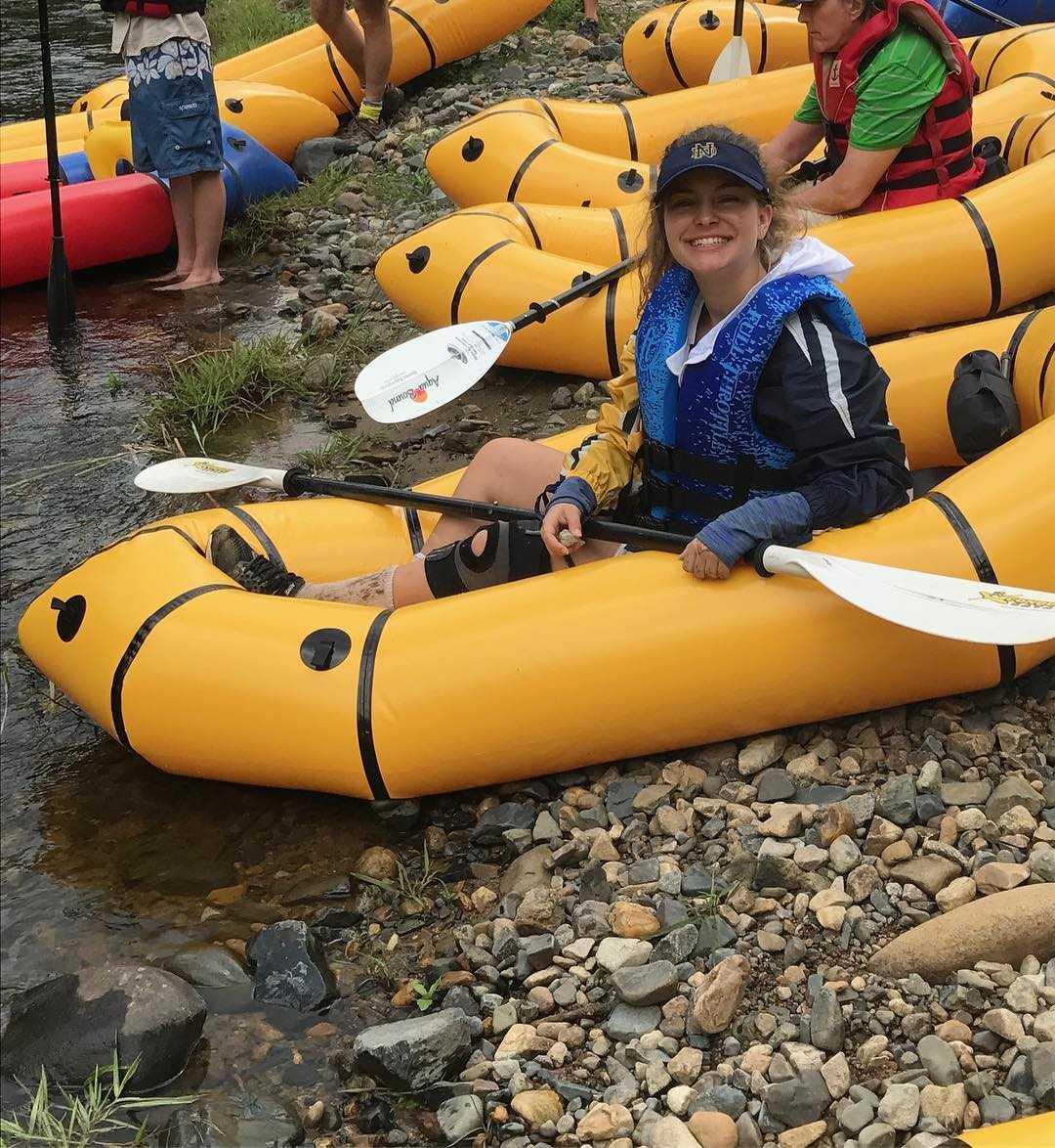 kaya mckenna callahan kayaking