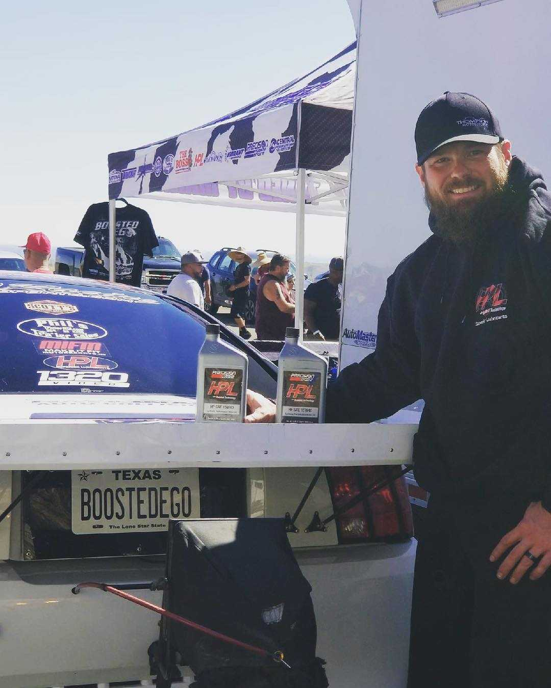 """Who is Eric Bain """"Boosted Ego"""" from Street Outlaws?"""