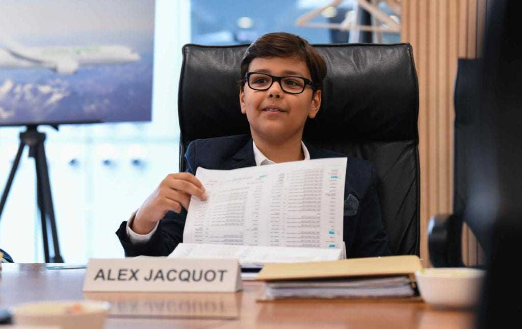 Who is Alex Jacquot? Meet the 10-year-old CEO of Oceania Express airline