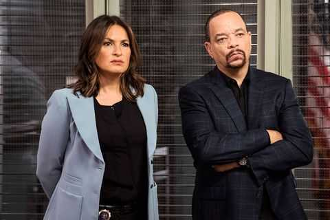 Is Fin Tutuola (Ice-T) leaving Law & Order: SVU in 2019?