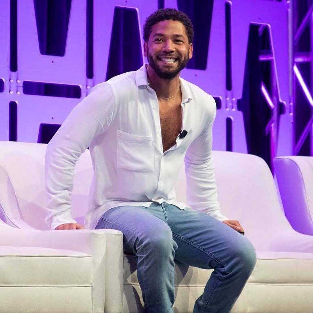 Jussie Smollett is out on bail