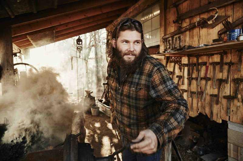 Blacksmith Daniel Casey