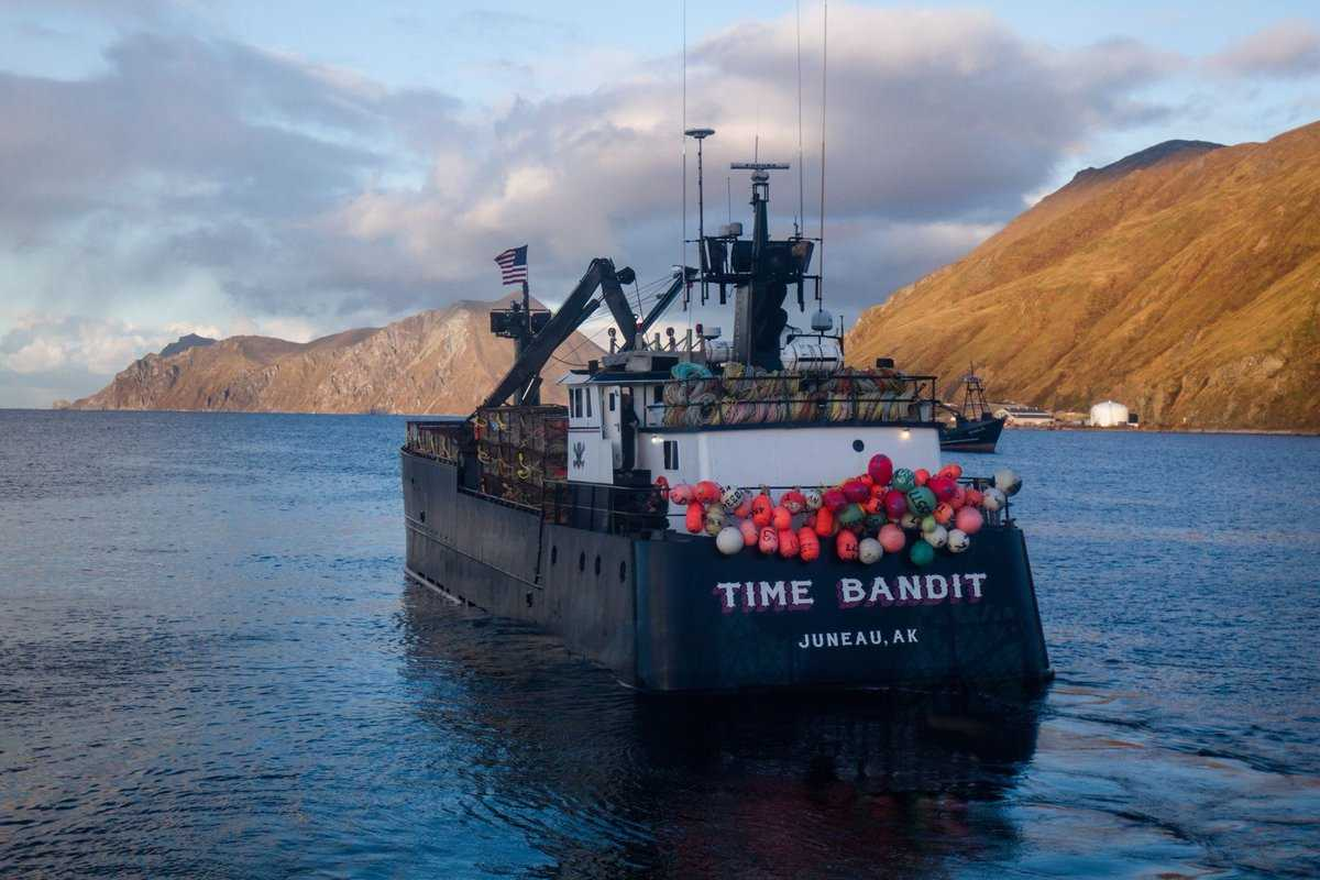 The Time Bandit is on sale