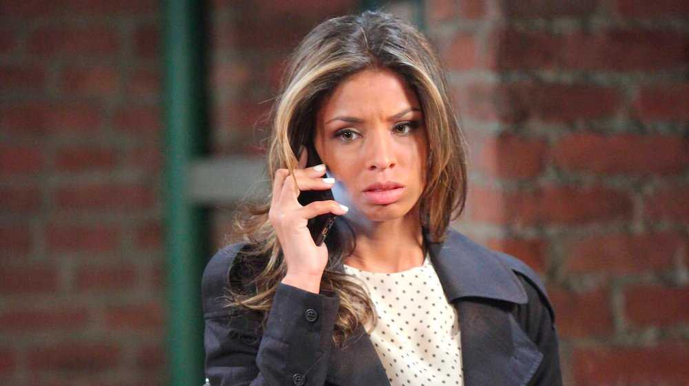 Who is Elena Dawson on Young and the Restless? Valerie Spencer (Brytni Sarpy) leaving General Hospital for Y&R