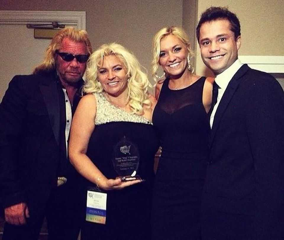 The inspiring life story of Dog the Bounty Hunter's son Wesley Chapman | Biography