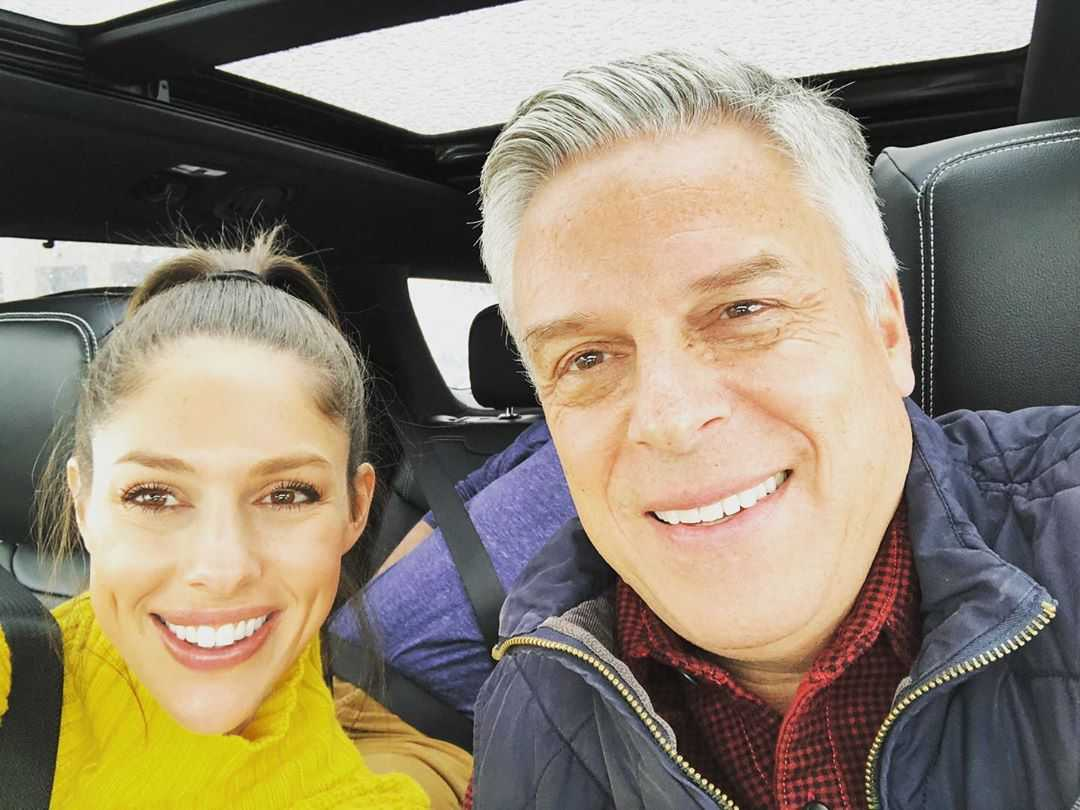 Abby Huntsman father
