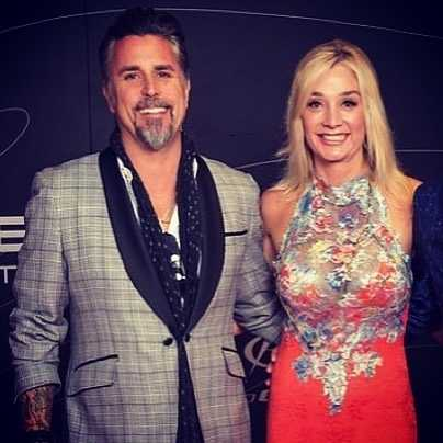Richard Rawlings wife Suzanne