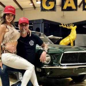 Who is Richard Rawlings' new girlfriend Katerina in 2019 after divorce from wife Suzanne Rawlings?