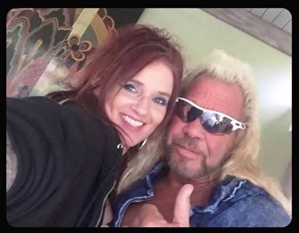 Who is Dog the Bounty Hunter's girlfriend Moon Angell? Duane Chapman dating late wife Beth Chapman's assistant & son's ex