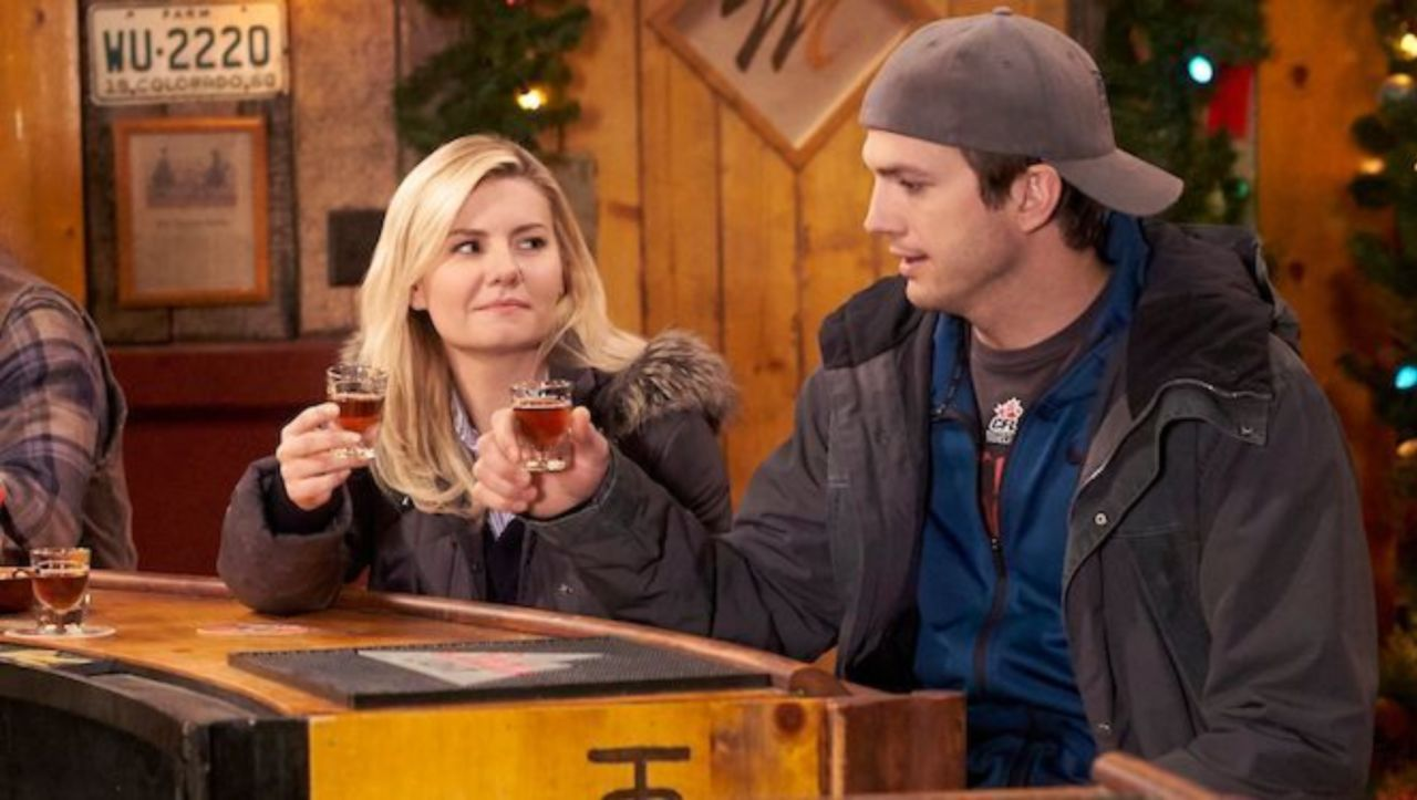 Was Abby from The Ranch (Elisha Cuthbert) pregnant in real life?