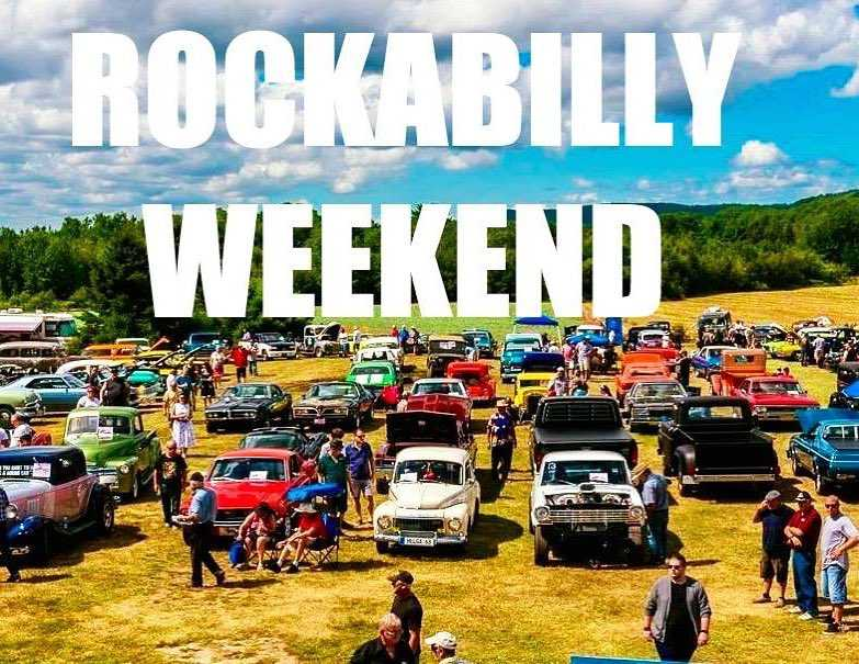 Chad Hiltz's annual event Rockabilly Weekend