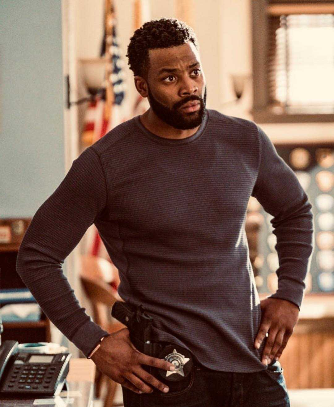 Kevin Atwater in Chicago PD