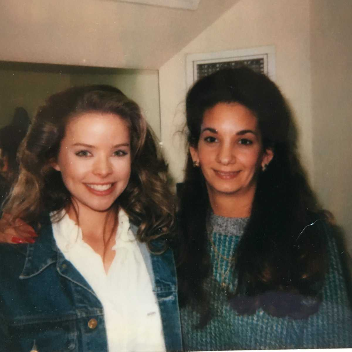 Donna Messina and Kristina Wagner