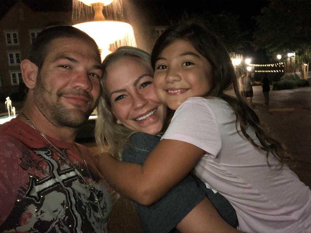 Jamie Chapman family