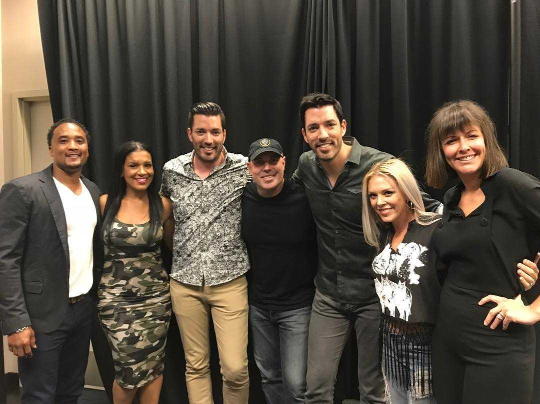 Property Brothers cast and crew