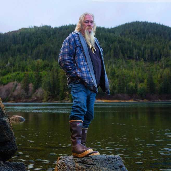 Billy Brown from Alaskan Bush People