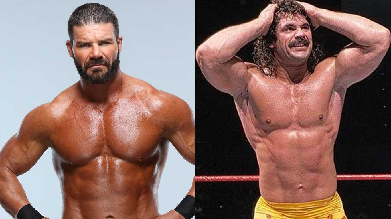 Is Bobby Roode related to Rick Rude? Is Bobby Roode the son of Rick Rude?