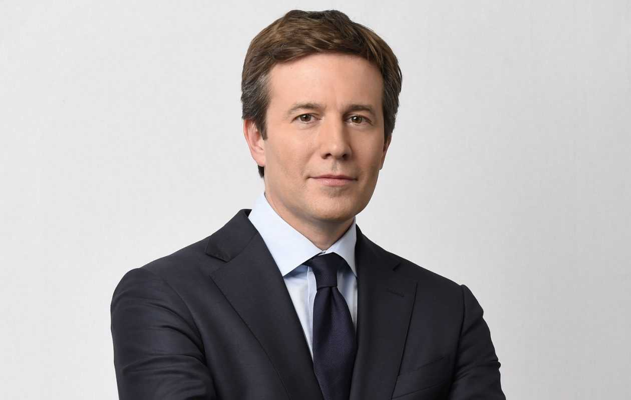 Jeff Glor says goodbye to CBS Evening News | Norah O'Donnell set to replace him