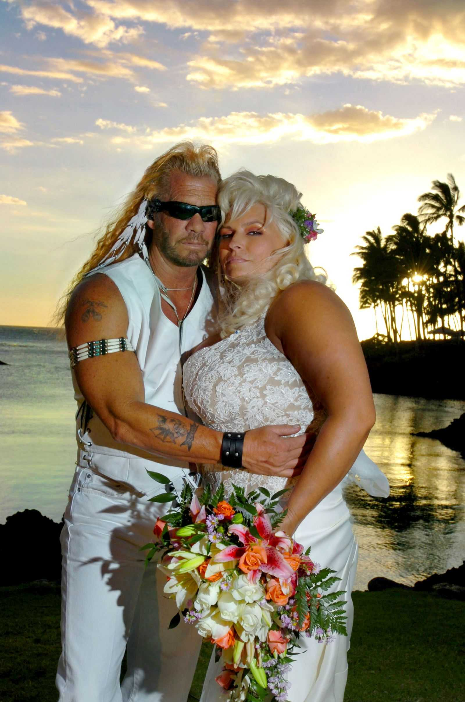 Dog Chapman and Beth Chapman