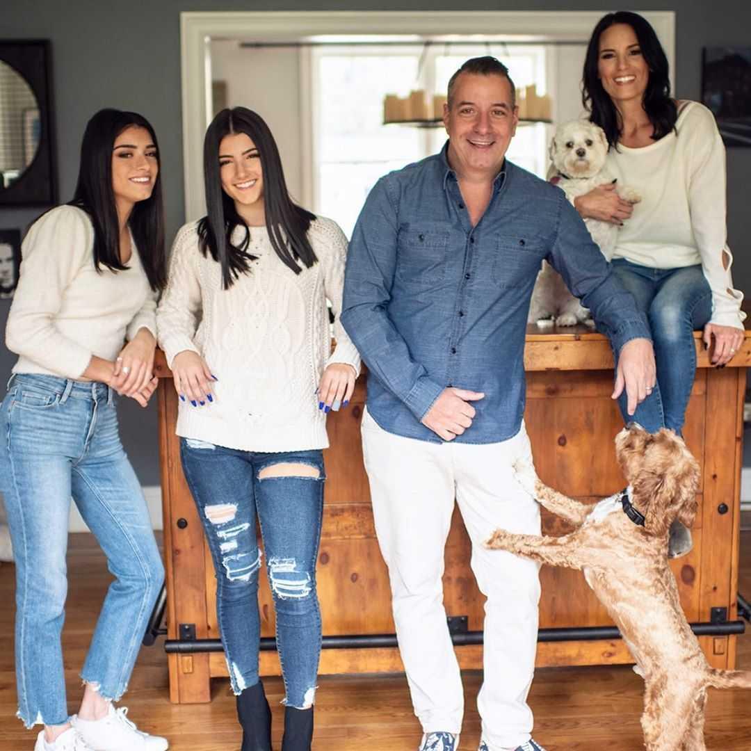 Heidi D'Amelio family