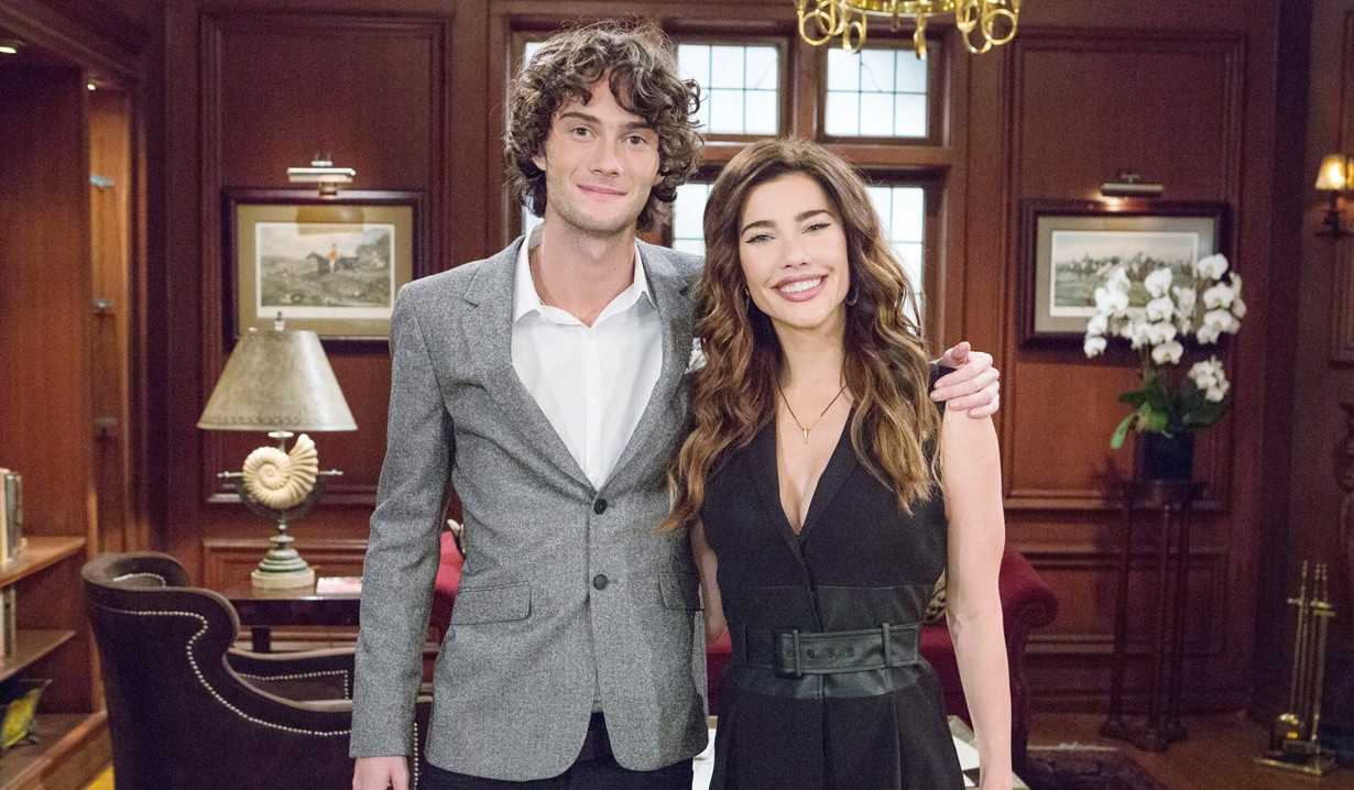 Who is Collin on the Bold and the Beautiful? Model and actor Oli Green joins B&B cast as Steffy Forrester's love interest