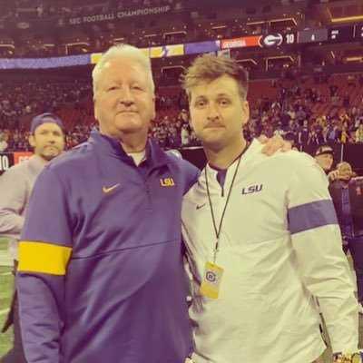 Steve Ensminger and Steve Ensminger jr.