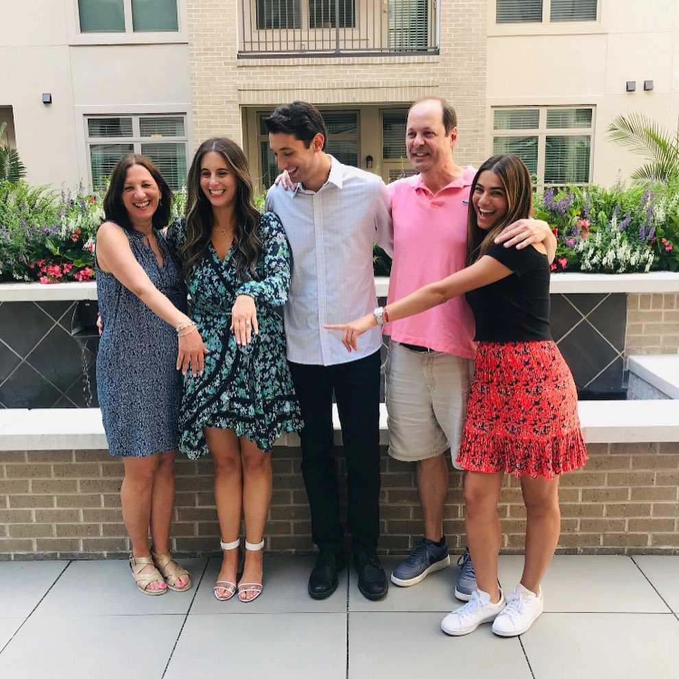 Michael Perchick family