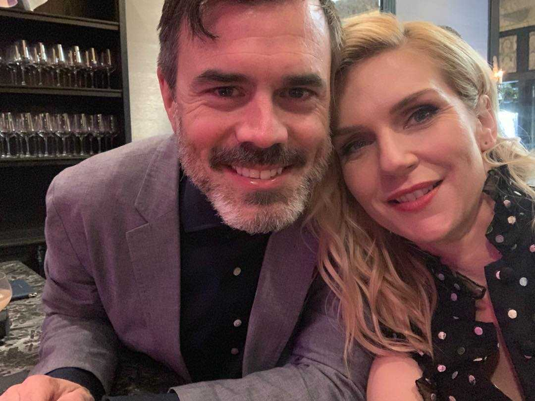 Who is Rhea Seehorn's husband? Get to know her family and husband Graham J. Larson