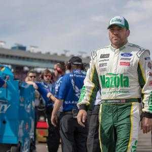 NASCAR racer Ryan Newman seriously injured less than a week after wife Krissie Newman announced separation