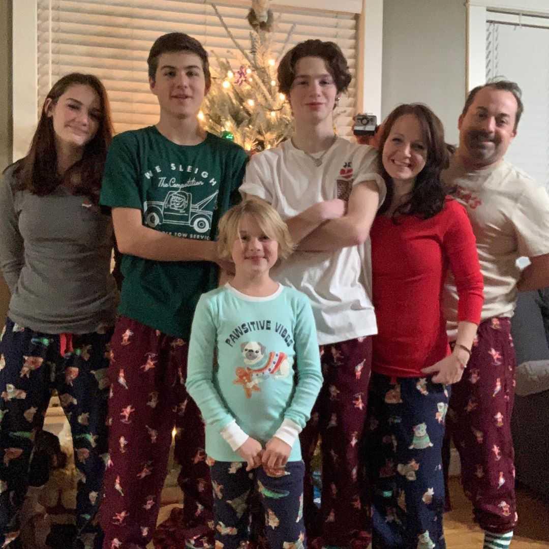 Payton Moormeier family