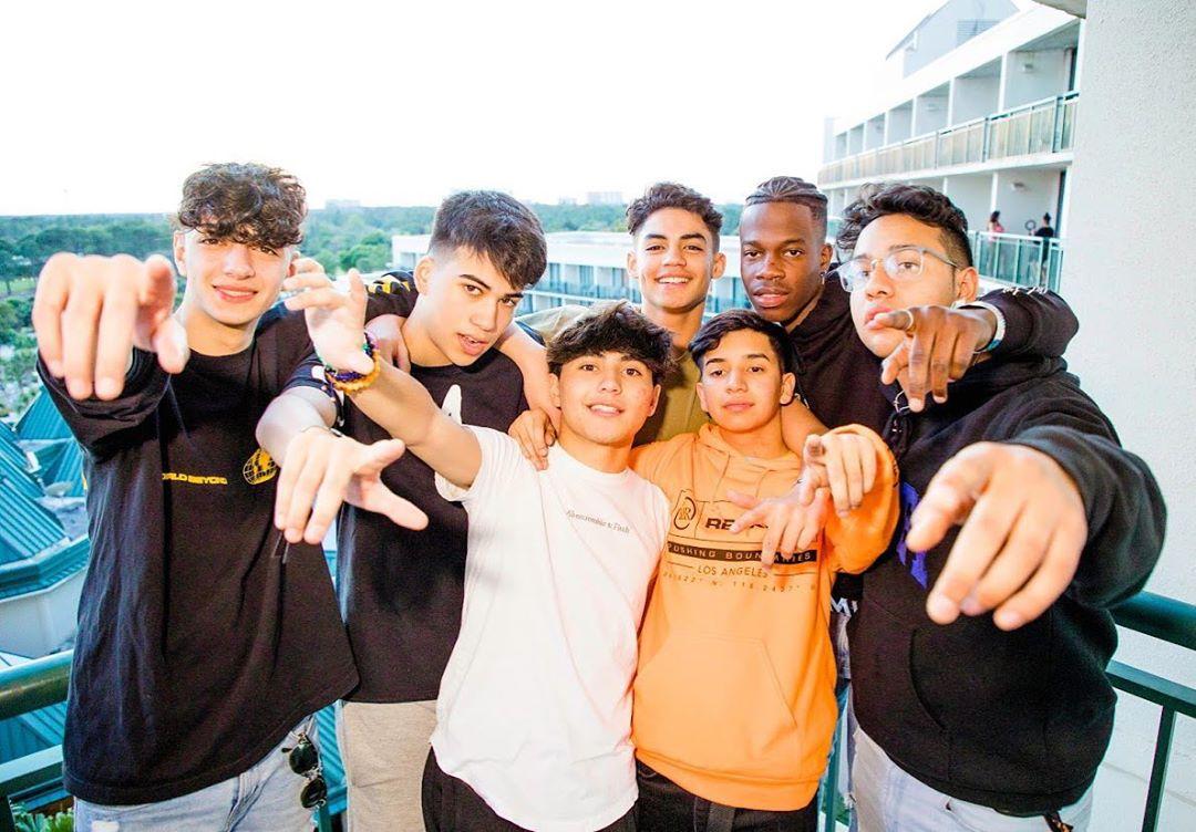 Roshaun Diah and the Lollipop Boys