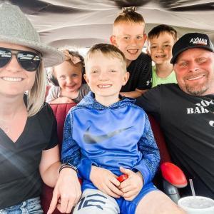 Street Outlaws Larry Axman Bio: Who is Larry Axman Roach's wife & children?