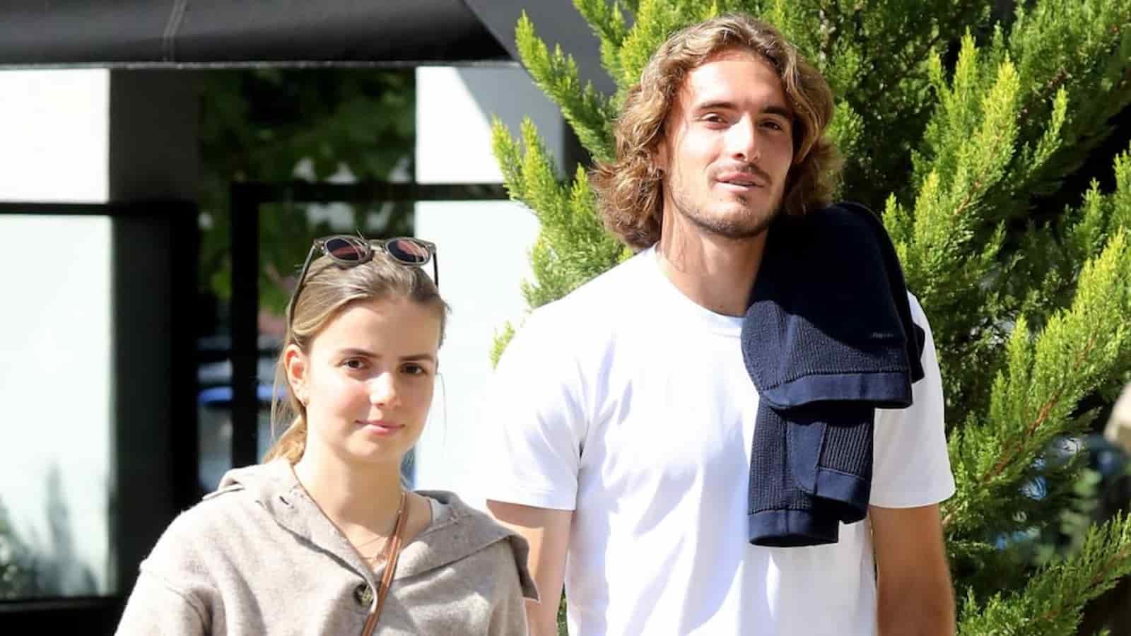 Who is Stefanos Tsitsipas' girlfriend, Theodora Petalas? Wiki, bio